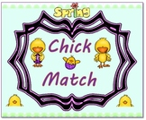 SALE Spring Chicks Jigsaw Puzzle Match/Visual Discrimination & More