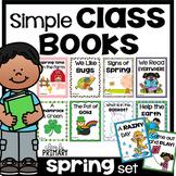 Class Books: Spring
