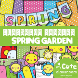 Spring Classroom Banner Set