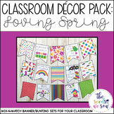 Spring Classroom Decorations