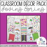 Spring Classroom Decorations