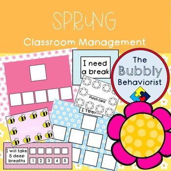 Spring Classroom Management Bundle