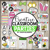 Spring Classroom Party Pack