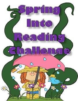 Spring Classroom Reading Challenge