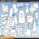 "Housework & Chores Clip Art: ""Spring Clean"""
