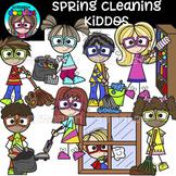 Spring Cleaning Kiddos