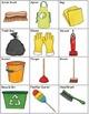 MATCHING TASKS Spring Cleaning