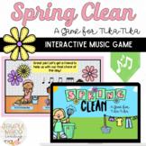 Spring Cleaning: Sixteenth Note & Tika-tika Digital Music
