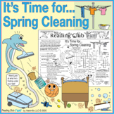 Spring Cleaning, Sports, Activities and Nature – Puzzle Pa