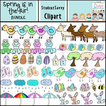 Spring Clip Art!