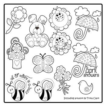Spring Clip Art