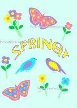 Spring Clip Art Easter Clip Art