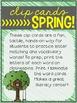 Spring Clip Cards