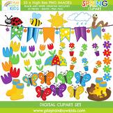 Spring Season Clipart