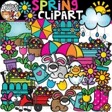 Spring Clipart {Seasons Clipart}