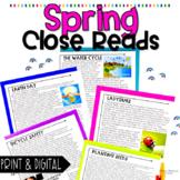Spring Close Reads