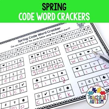 Spring Code Word Cracker