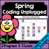 Spring Coding Unplugged