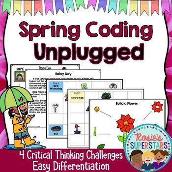 Spring Coding Unplugged