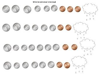 Spring Coins