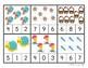 Spring Color, Count, Order, & Sort Activities