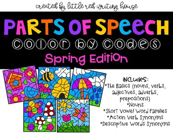 Spring Color by Codes