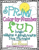 Spring Color-by-Number Fun!!!