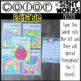 Spring Color by Code Sight Words (Primer) EDITABLE