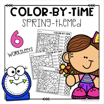 Spring Color-by-Time