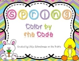 Spring Color by the Code