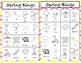 Spring Coloring Bingo Game (Mini)