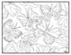 Spring Visual Arts Coloring Pages Highly Detailed