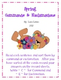 Spring Commands & Exclamations