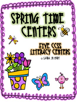 Spring Common Core Centers