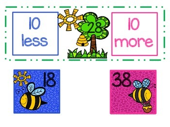 Spring Common Core Math Tubs & Centers