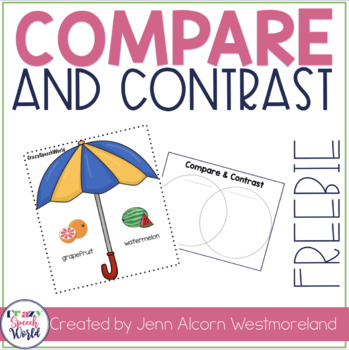 how do you compare and contrast