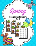 Spring: Comparing Numbers < > =