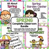 Spring! Complete Classroom Bundle for Preschool, PreK, K &