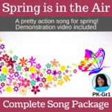 "Spring Song | ""Spring is in the Air"" by Lisa Gillam 