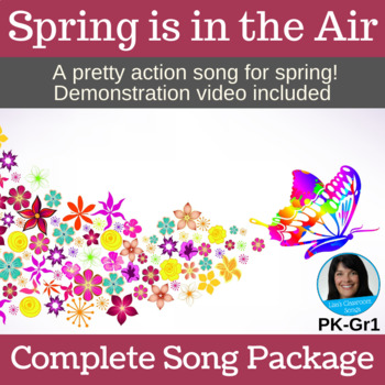 "Spring Complete Music Lesson Bundle - ""Spring is in the Ai"