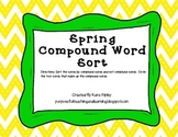 Spring Compound Word Sort