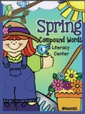 Spring Reading Activity Compound Words