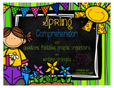 Spring Comprehension Passages Common Core