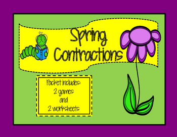Contractions for Spring