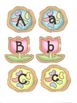 Spring Cookie Alphabet Match