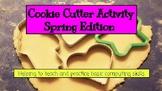 Spring Cookie Cutter Activity- Google slides