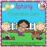 Spring Cooperative Game