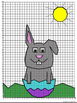 Spring Coordinate Graphing Mystery Picture: Benny