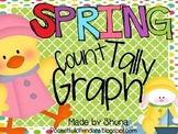 Spring: Count, Tally, Graph