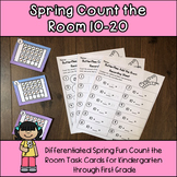 Spring Count and Add the Room 10-20